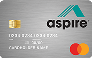 Aspire® Cash Back Reward Card