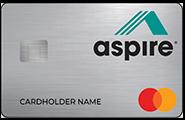 Aspire® Cash Back Reward Card