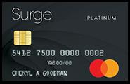 Surge Secured Mastercard®