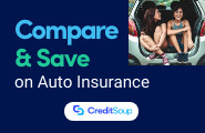 CreditSoup - Auto Insurance
