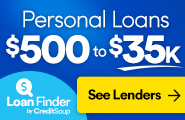 CreditSoup - Loan Finder