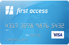 Preapprovedaccess.com First Access Visa Pre-Approved Mail Invitation Offer to Apply with Confirmation Number