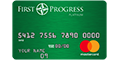 The First Progress Platinum Elite MasterCard(R) Secured Credit Card