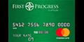The First Progress Platinum Elite MasterCard(R) Secured Credit Card