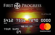 First Progress Platinum Select MasterCard(R) Secured Credit Card