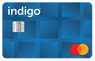 Indigo® MasterCard® for Less than Perfect Credit