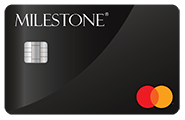 Milestone® Mastercard® - Less Than Perfect Credit Considered