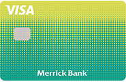Merrick Bank Double Your Line™ Secured Visa®