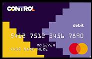Control™ Prepaid Mastercard®