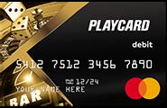 Playcard Prepaid Mastercard