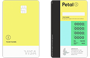 Petal Cash Back Visa® Card
