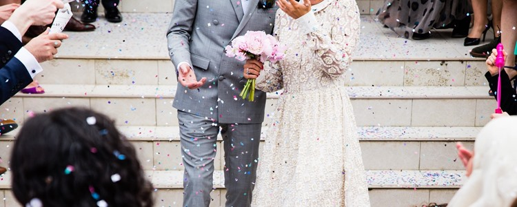 Saying 'I Do'? Tips for a budget friendly wedding.